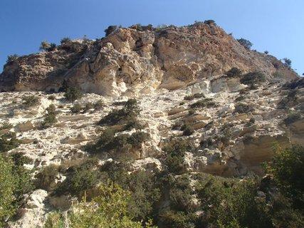 FOTKA - Cyprus - Akamas je národným parkom
