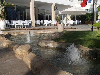 FOTKA - Sentido Cypria Bay - vonkajšia jedáleň