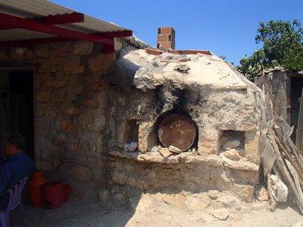 FOTKA - Cyprus - staré obydlie cyperčanov