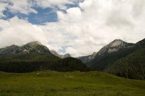 FOTKA - Výšlap na Kallbrunnalm - Okolní kopce