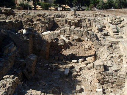 FOTKA - Cyprus - Paphos- časť slúžiaca pre nižšie vrstvy