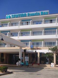 FOTKA - Sentido Cypria Bay - vstupné dvere do hotela