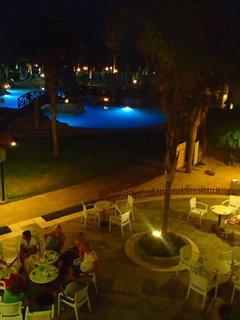 FOTKA - Cyprus - večerný oddych po slnečnom dni