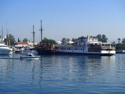 FOTKA - Cyprus - časť prístavu v meste Paphos
