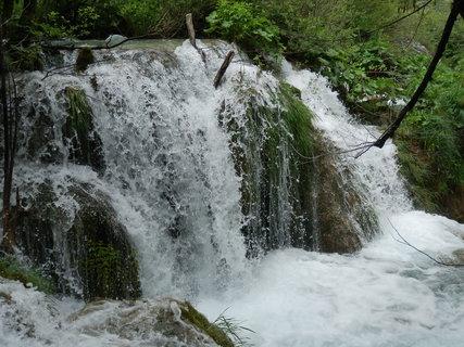 FOTKA - teče voda teče - vzpomínky na dovolenou