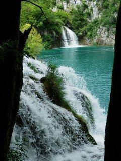 FOTKA - teče voda teče - vzpomínky na Plitvice