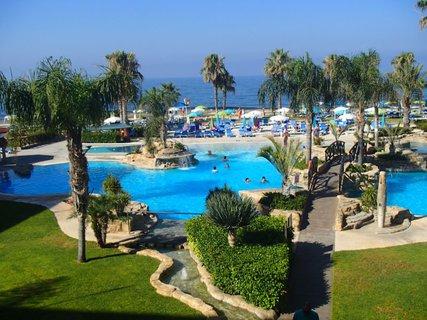 FOTKA - Sentido Cypria Bay - areál hotela bol pekný