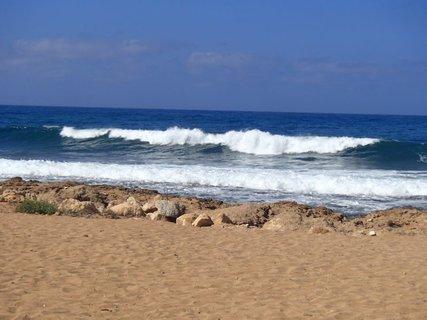 FOTKA - Cyprus - šum mora je úžasný