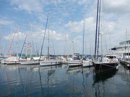 FOTKA - v přístavu, vzpomínka na dovolenou