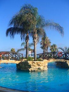 FOTKA - Sentido Cypria Bay - palmy a bazén