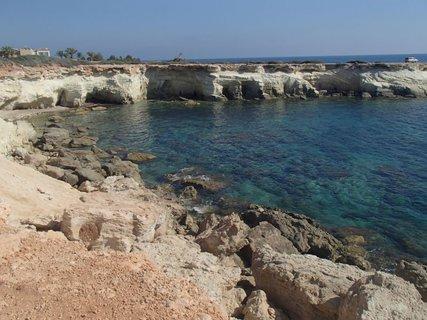 FOTKA - Cyprus - časť jaskýň