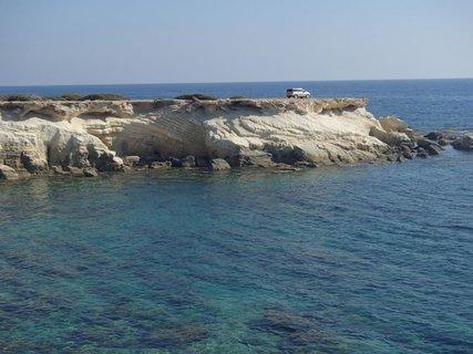 FOTKA - Cyprus - kde sa tam ten džíp vzal?