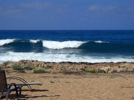 FOTKA - s vetrom prišli i vlny