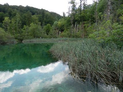 FOTKA - Plitvická jezera - zádumčivá