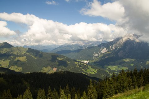 FOTKA - Asitz - Pohed do Tirol