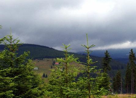 FOTKA - Nízké mraky a Šímovy boudy