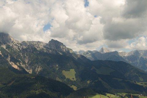 FOTKA - Asitz - Okolní hory