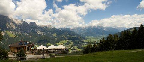 FOTKA - Asitz - Pohled do údolí