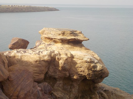 FOTKA - nad mořem skála