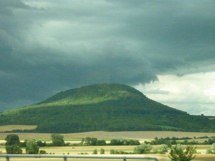 FOTKA - legendární hora Říp 455 m n.m.
