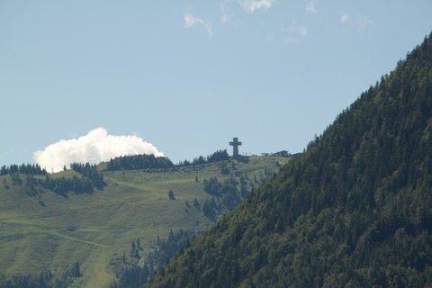 FOTKA - Výlet k Pillersee - Jakobskreuz