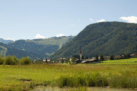 FOTKA - Výlet k Pillersee - Vesnice
