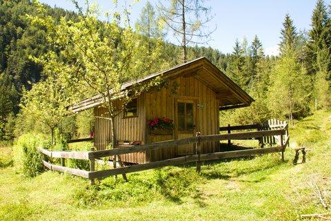 FOTKA - Výlet k Pillersee - Chatička