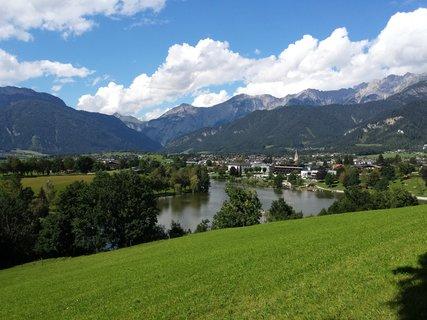 FOTKA - Letní Ritzensee - Pohled na Ritzensee
