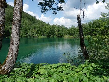 FOTKA - pastva pro o�i (Chorvatsko - Plitvick� jezera)