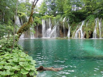 FOTKA - vzpomínky na Plitvická jezera (Chorvatsko)