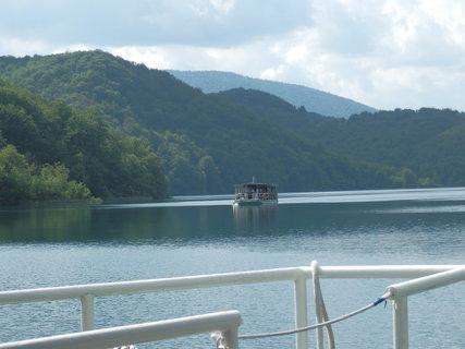FOTKA - parníčkem po Plitvických jezerech / naše putování končí