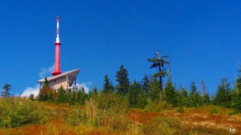 FOTKA - Lys� hora  1324 m.n.m