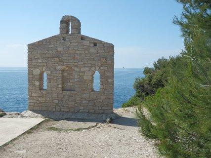 FOTKA - z letošních toulek---chorvatské pobřeží