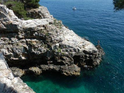 FOTKA - z letošních toulek--  chorvatské pobřeží