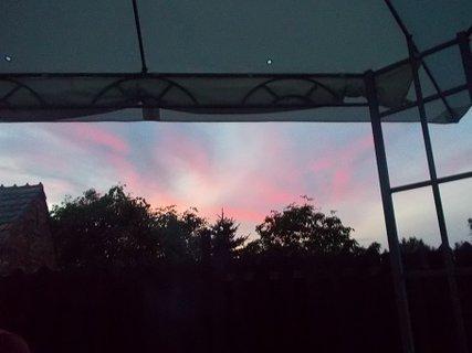 FOTKA - západ slnka..