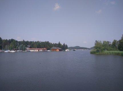 FOTKA - od syna z dovčy- Máchovo jezero