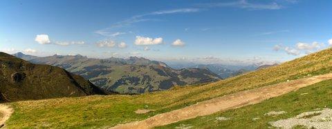 FOTKA - Schattberg - Okolní pohoří