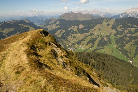 FOTKA - Schattberg - Krásný pohled