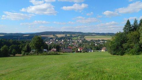 FOTKA - výhled na Rychnov u Jablonce n. N.