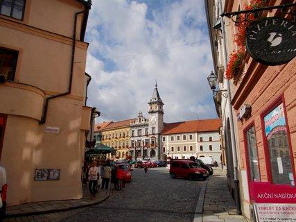 FOTKA - Tudy k náměstí- Prachatice
