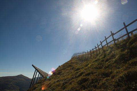 FOTKA - Zwölferkogel - Proti slunci