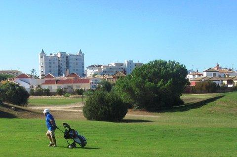 FOTKA - v Matalascaňas..na golfu
