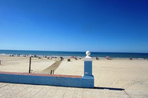 FOTKA - v září - na pláži..Španělsko
