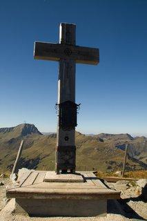 FOTKA - Zwölferkogel - Kříž na Hohe Penhab v 2.113 m