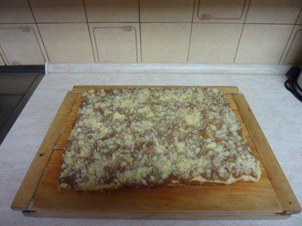 FOTKA - koláč s hruškovými povidly