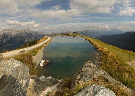 FOTKA - Z Asitz na Geierkogel - Pohled na okolí