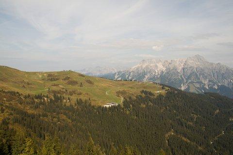 FOTKA - Z Asitz na Geierkogel - Pohled na Malý Asitz