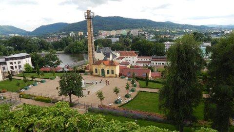 FOTKA - centrální část zámeckého parku