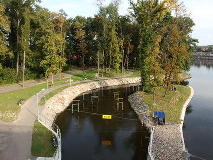FOTKA - Start atraktivních závodů - divoká voda