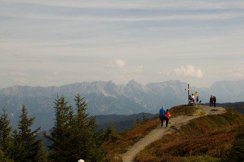 FOTKA - Z Asitz na Geierkogel - Pohled na Geierkogel